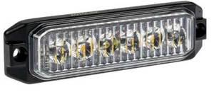 Bilde av Autoline Varsellys 6 LED (L120xB32xD13 mm)